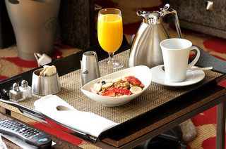 It's the Beginning of the End for Room Service