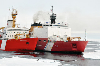 Coast Guard Struggles to Keep Shipping Lanes Open in Great Lakes