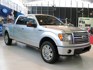Ford's New Aluminum F-150 Requires Retooling of Major Manufacturing Facilities