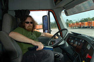 Can the Truck Driver Shortage and Image Be Turned Around?