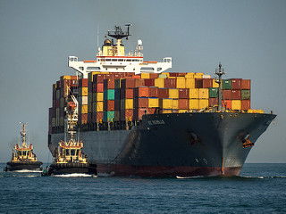 A Look at Why Ocean Cargo Rates Are Falling Fast