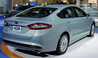Ford Makes Big Strides Towards Self-Driving Vehicles