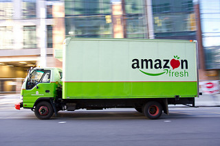 How AmazonFresh Makes Fast Online Grocery Delivery a Reality