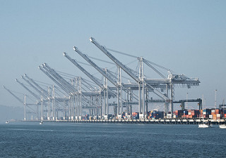 The Port of Oakland Sets Loaded Container Record
